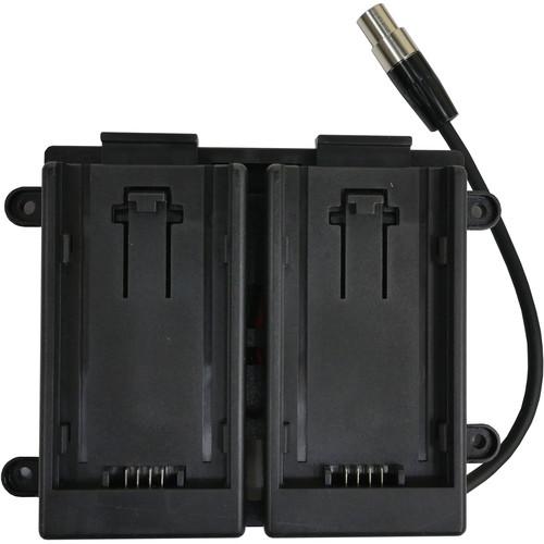 TVLogic Dual 7.4V AF-100 Battery Bracket for VFM-056WP Monitor
