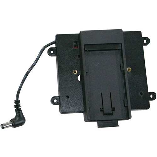 TVLogic Single 7.4V Sony L Series Battery Bracket for VFM-056WP Monitor