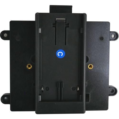 TVLogic 7.4V Battery Bracket for Canon BP Series Batteries (Single)