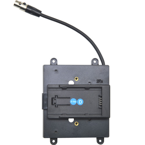 TVLogic Battery Bracket for F-7H Monitor (Panasonic CGA/VB Series)