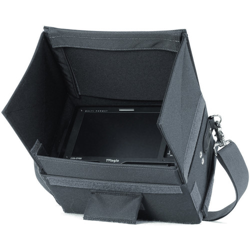 """TVLogic Carry Bag with Hood for LVM-075A 7"""" Monitor"""