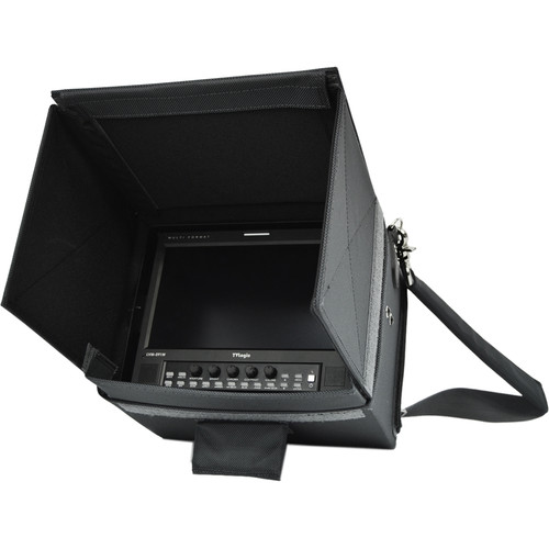 """TVLogic Carry Bag with Hood for LVM-095W 9"""" Monitor"""