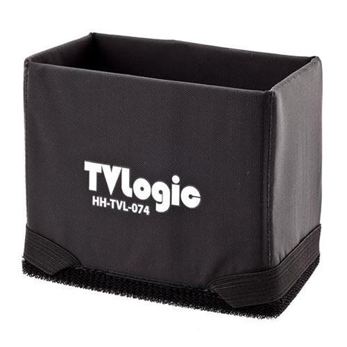 TVLogic Hoodman Touch Fastener/Elastic Hood for LVM-070C/074W/075A & SRM-074W