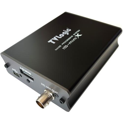 TVLogic IS-miniX 3D LUT Box Real-Time Digital Color Processor