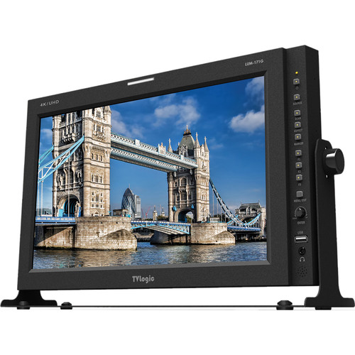 "TVLogic LUM-171G 17"" Full HD 12G-SDI Single-Link Field Monitor"