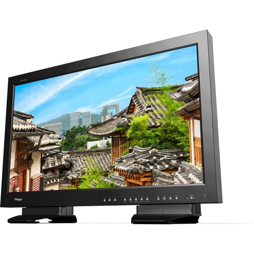 """TVLogic LUM-310A 31"""" True DCI 4K Monitor"""