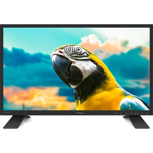 """TVLogic 43""""True UHD 4K Monitor,3840x2160 10 Bit LCD,12-Bit Process,2x12G-SDI(Single Link 4x3G-SDI(Quad-Link)"""