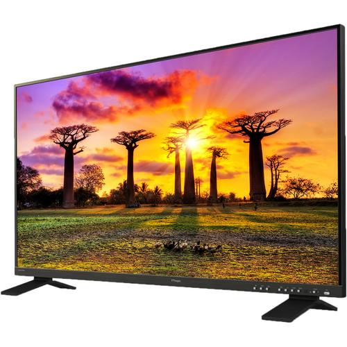 """TVLogic 55"""" 4K/UHD HDR Emulation Wall Monitor"""