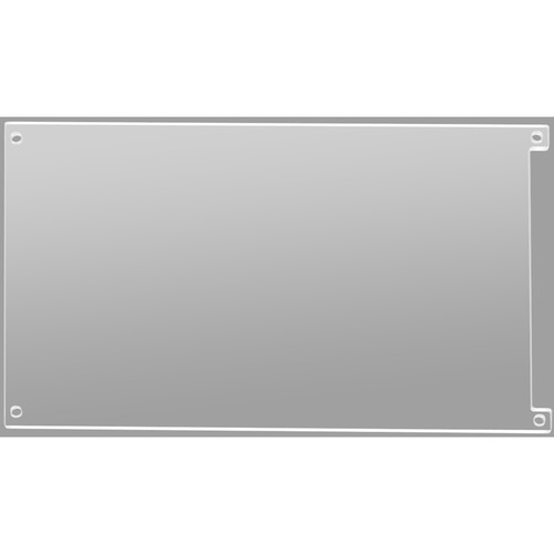 TVLogic External Non-Reflective Coated Acrylic Protection Screen Option for LVM-075A Monitor