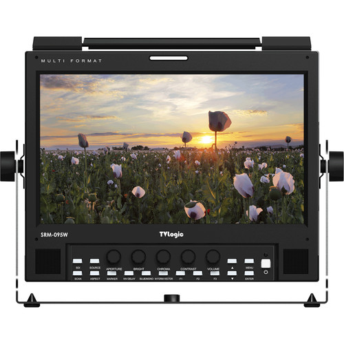 "TVLogic 9"" High Luminance 1080p LCD Production Monitor"