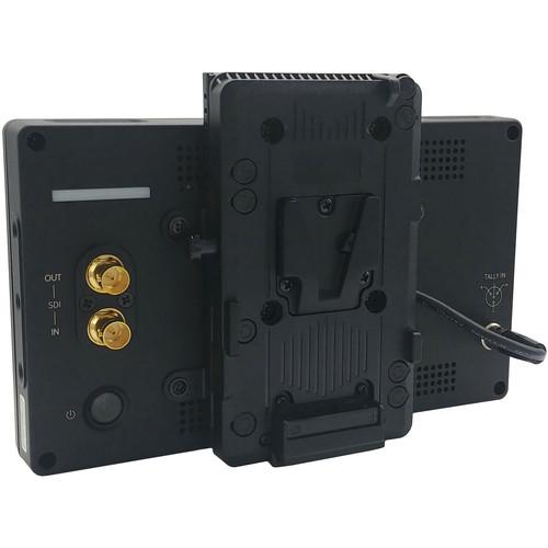 TVLogic Battery Bracket for F-7H Monitor (Generic V-Mount)