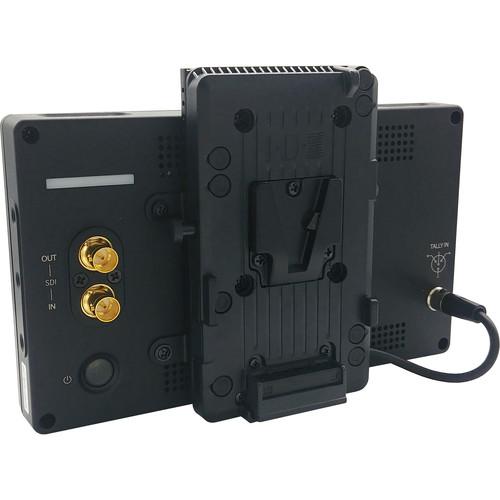 TVLogic Battery Bracket for F-7H Monitor (IDX V-Mount)