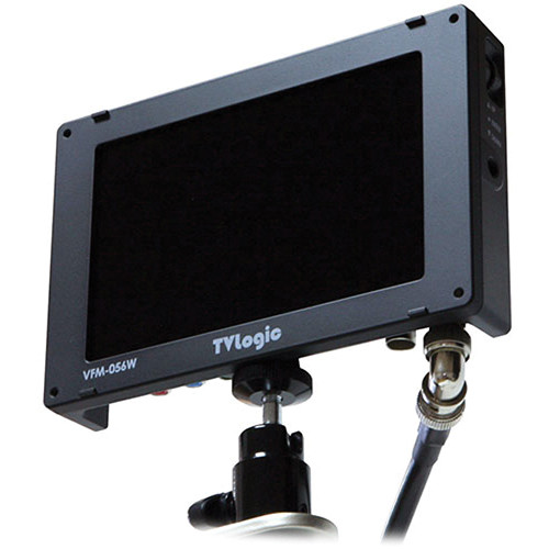 "TVLogic VFM-056WP 5.6"" Lightweight Compact Viewfinder Monitor"