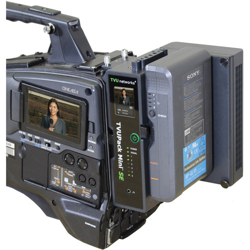 TVU Networks TVUPack Mini SE TM5100-HD