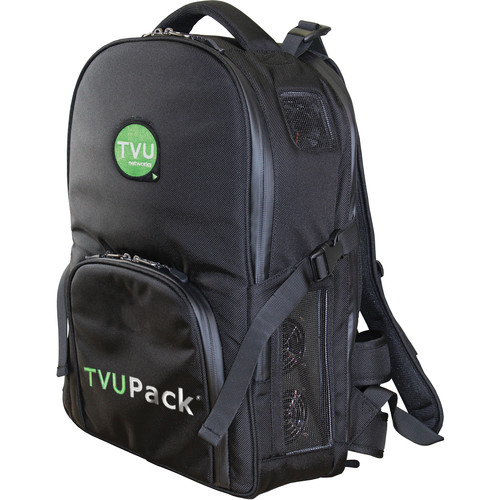 TVU Networks Replacement Backpack for TVUPack TM8100