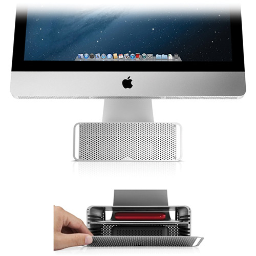 Twelve South HiRise Adjustable Stand for iMac & Apple Displays