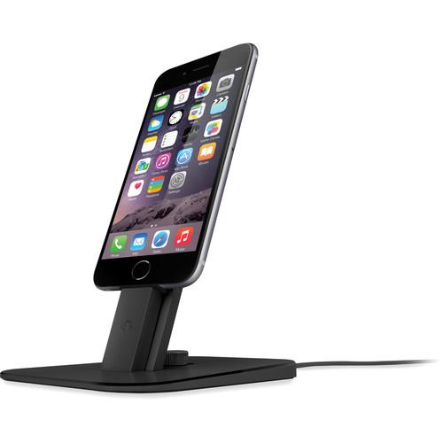Twelve South HiRise Deluxe for iPhone, iPad, & Apple Siri Remote (Black)