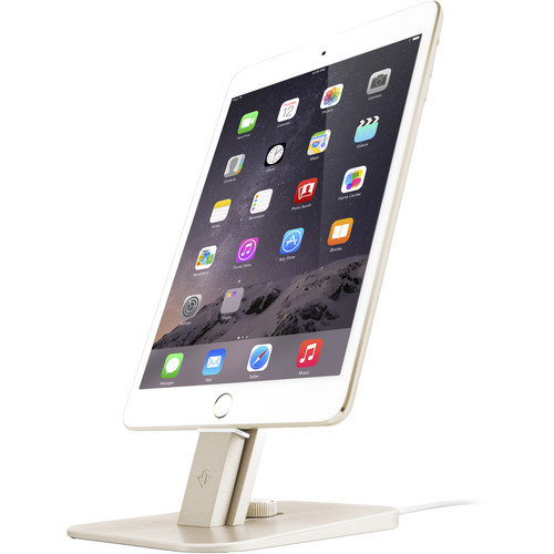 Twelve South HiRise Deluxe for iPhone, iPad, & Apple Siri Remote (Rose Gold)
