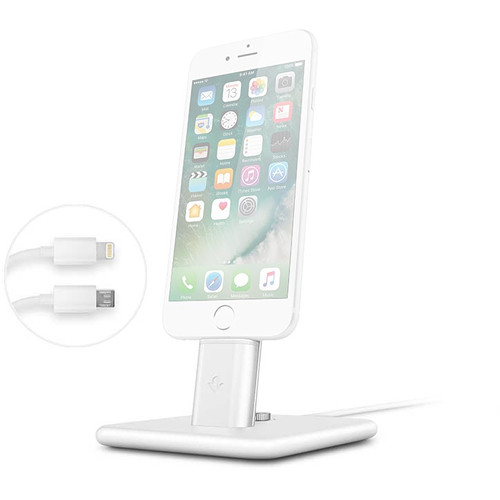 Twelve South HiRise 2 Deluxe for iPhone & iPad (White)