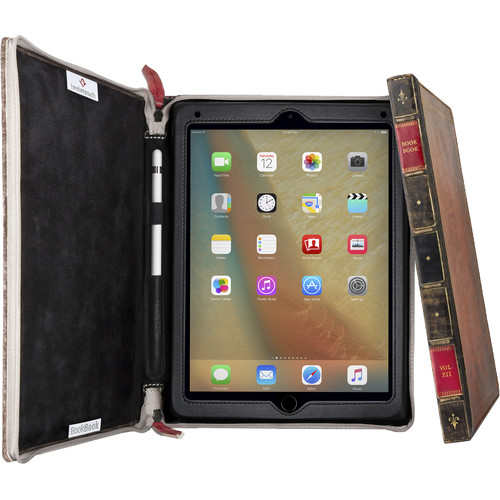 "Twelve South BookBook for iPad Pro 9.7"" (Vintage Brown)"