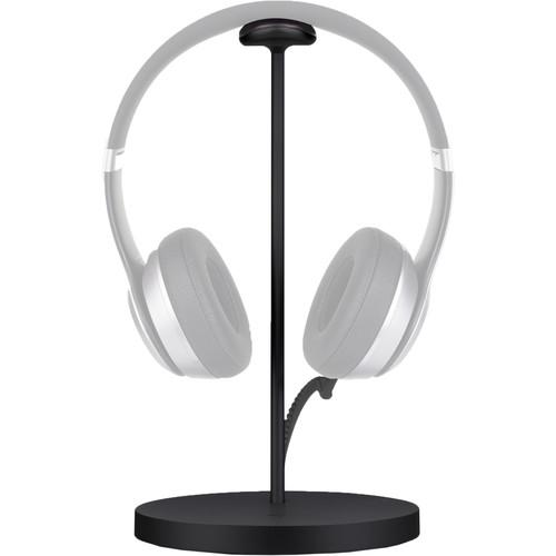 Twelve South Fermata Charging Stand for Wireless Headphones (Black)