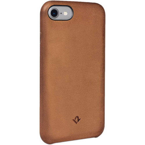 Twelve South Relaxed Leather Case for iPhone 6/6s/7/8 (Cognac)