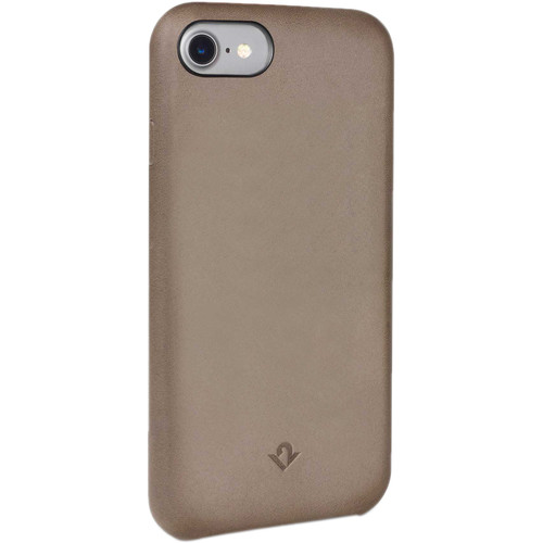Twelve South Relaxed Leather Case for iPhone 6/6s/7/8 (Warm Taupe)