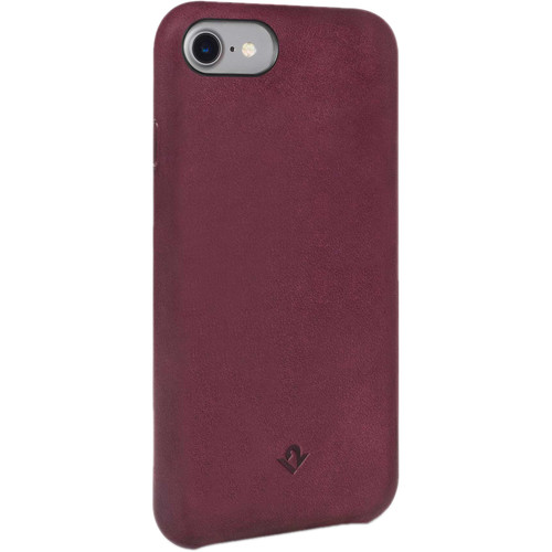 Twelve South Relaxed Leather Case for iPhone 7 (Marsala)