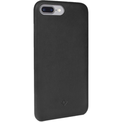 Twelve South Relaxed Leather Case for iPhone 7 Plus (Black)