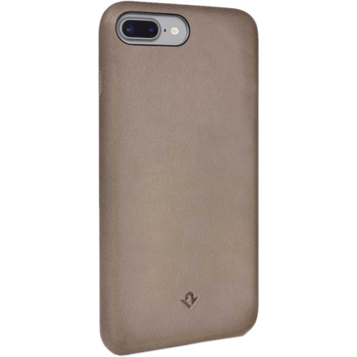 Twelve South Relaxed Leather Case for iPhone 7 Plus (Warm Taupe)
