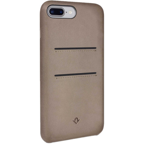 Twelve South Relaxed Leather Case with Pockets for iPhone 7 Plus (Warm Taupe)