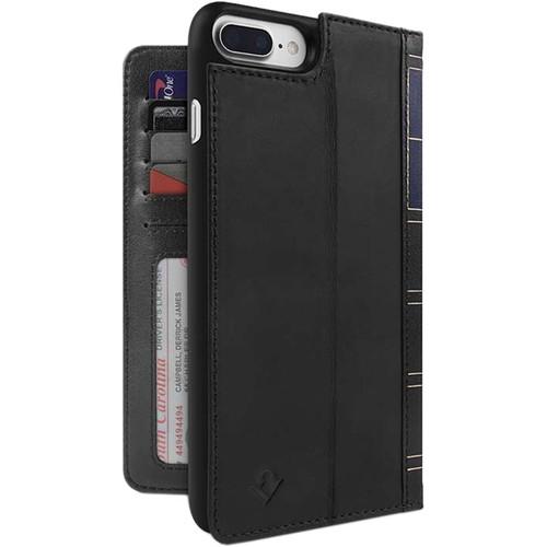 Twelve South BookBook for iPhone 7 Plus/8 Plus (Classic Black)