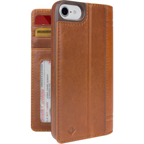 Twelve South Journal Case for iPhone 6/6s/7/8 (Cognac)