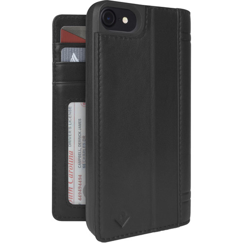 Twelve South Journal Case for iPhone 6/6s/7/8 (Black)