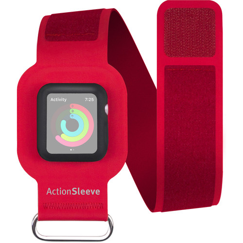 Twelve South ActionSleeve for 42mm Apple Watch (Red)