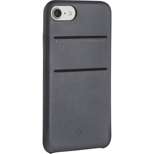 Twelve South Relaxed Leather Case with Pockets for iPhone 6/6s/7/8 (Earl Grey)