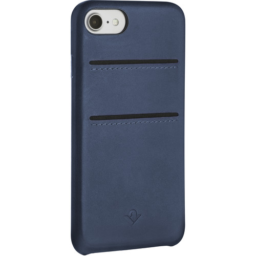 Twelve South Relaxed Leather Case with Pockets for iPhone 6/6s/7/8 (Indigo)