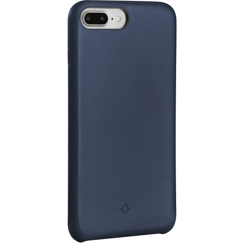 Twelve South Relaxed Leather Case for iPhone 7/8+ (Indigo Slim)