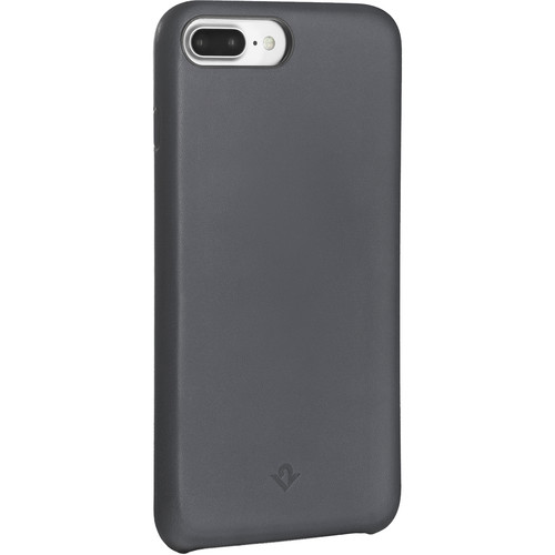 Twelve South Relaxed Leather Case with Pockets for iPhone 7 Plus/8 Plus (Earl Grey)