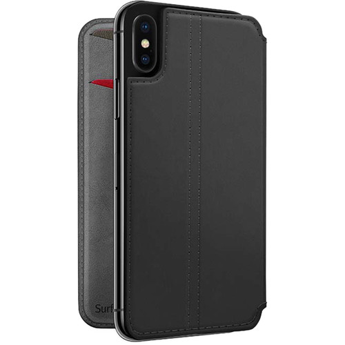 Twelve South SurfacePad Case for iPhone X (Black)