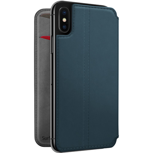 Twelve South SurfacePad Case for iPhone X (Teal)