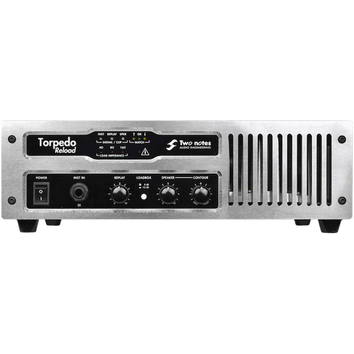 Two Notes Torpedo Reload Multi-Impedance Loadbox and DI