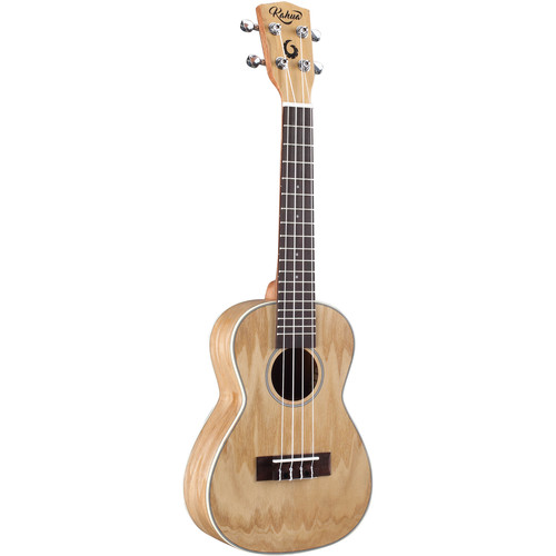 "Kohala Tycoon Series 21"" Ash Soprano Ukulele with Nato Neck (Matte Finish)"