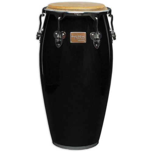 "Tycoon Percussion 10"" Master Classic Series Requinto (Black)"