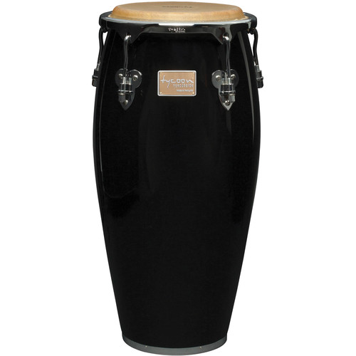 "Tycoon Percussion 11"" Master Classic Series Quinto (Black)"