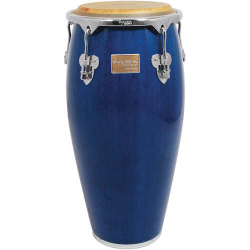 "Tycoon Percussion 11"" Master Classic Series Quinto (Blue)"