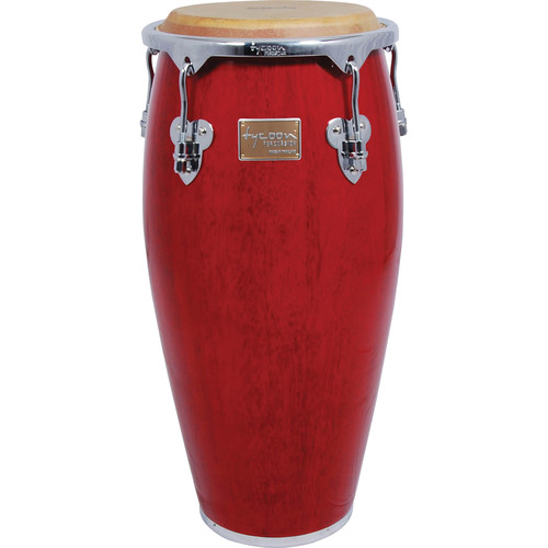 "Tycoon Percussion 11"" Master Classic Series Quinto (Red)"