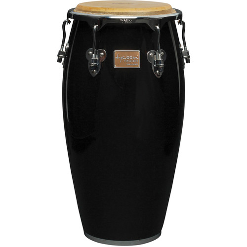 "Tycoon Percussion 11.75"" Master Classic Series Conga (Black)"