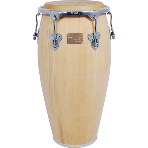 "Tycoon Percussion 11.75"" Master Classic Series Conga (Natural)"