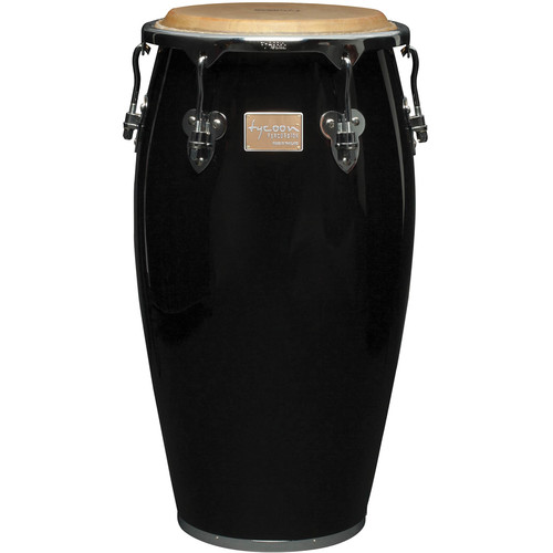 "Tycoon Percussion 12.5"" Master Classic Series Tumba (Black)"